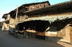 Ancient street of Yuanjiang Royalty Free Stock Image