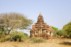 Ancient Stupa Bagan, Myanmar Royalty Free Stock Photography