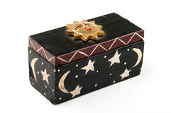 Ancient style  magic box Royalty Free Stock Photography