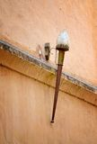 Ancient Style Torch Stock Images