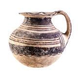 Ancient Subgeometric vase Stock Images