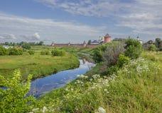 Ancient Suzdal Stock Photo