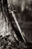 Ancient Sword Stock Images