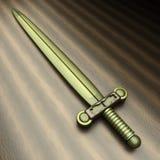 Ancient sword Royalty Free Stock Photos