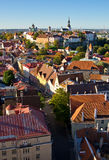 Ancient Tallinn Royalty Free Stock Photo