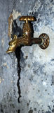 Ancient tap Royalty Free Stock Photo