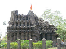 Ancient temple of Ambreshwar. Its photo of Ancient temple of Ambreshwar. Place - Mumbai, India royalty free stock image