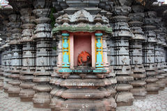 Ancient Temple Architecture Royalty Free Stock Images