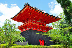 Ancient temple architecture Royalty Free Stock Photos