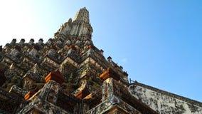 Ancient temple. At Arunrajwararam Temple Royalty Free Stock Photo