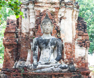 Ancient temple of Ayutthaya Stock Photography