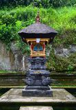 Ancient temple in Bali, Indonesia stock image