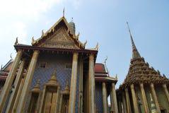 Ancient temple in Bangkok Royalty Free Stock Photo