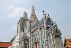 Ancient temple in Bangkok Royalty Free Stock Photography