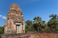 Ancient temple Banteay Kdei in Angkor complex Royalty Free Stock Image