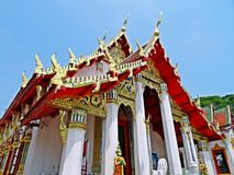 Ancient Temple Royalty Free Stock Photos