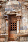 Ancient temple close view. Hindhu temple close view in south india Royalty Free Stock Image
