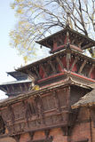 Ancient Temple, Kathmandu Durbar Square, Nepal Royalty Free Stock Image