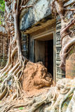 Ancient temple Koh Ke, Cambodia Royalty Free Stock Photography