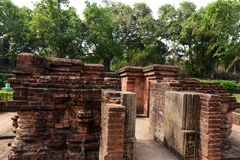 Ancient Temple Stock Images