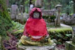 Ancient Temple in Koya San Wakayama Osaka. Koya San Wakayama Osaka - October 2017 - Mount Koya San is the center of Shingon Buddhism, an important Buddhist sect Royalty Free Stock Photos