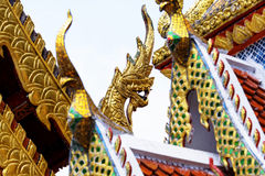 Ancient Temple at Lampang province,Thailand Royalty Free Stock Image