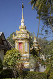 Ancient temple in Laos Royalty Free Stock Photography