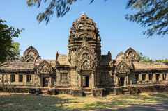 Ancient temple in Mueang Boran Stock Images