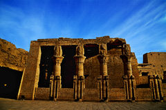 ancient temple ruins Royalty Free Stock Photos