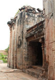 Ancient temple ruins Stock Photography