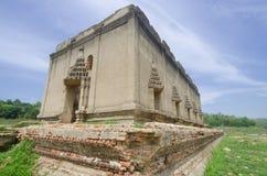 Ancient Temple at Sangklaburi ,Thailand Stock Images