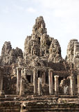 Ancient  temple siem reap cambodia Stock Images