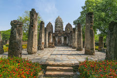 Ancient Temple. Royalty Free Stock Photography