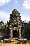 Ancient temple Ta Som. The relic of ancient temple Ta Som in Siem reap Stock Image