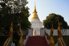 Ancient temple. S in Lampang,thailand Royalty Free Stock Photography