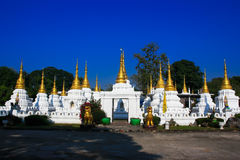 Ancient temple. S in Lampang,thailand Royalty Free Stock Images