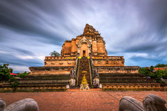 Ancient Temple in Thailand Royalty Free Stock Photo