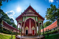 Ancient temple in Thailand Royalty Free Stock Image