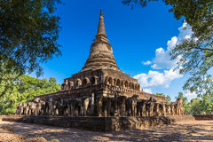 Ancient Temple Royalty Free Stock Image