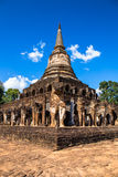 Ancient Temple Royalty Free Stock Photo