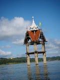 Ancient Temple, Wat Wang Wiwaykarum or Wiwaykaram, Unseen in Tha Royalty Free Stock Images