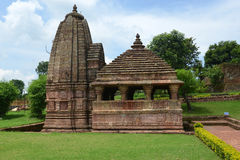 Ancient Temples- Amarkantak Royalty Free Stock Photography