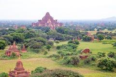 Ancient Temples in Bagan, Myanmar Royalty Free Stock Photos
