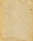 Ancient textile background. Vertical beige ancient textile background stock photography