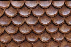 Ancient texture wooden wallpaper Royalty Free Stock Photos