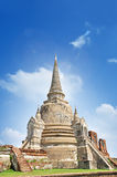 Ancient Thai pagoda Stock Images