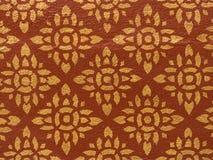 Ancient Thai pattern Stock Photo
