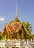 Ancient  thai  pavilion  in  thailand. Stock Photos
