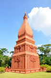 Ancient Thai stupa Royalty Free Stock Image