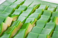 Ancient Thai sweet dessert ,as known Stock Photography